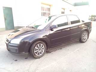 Ford Focus, Седан 2007